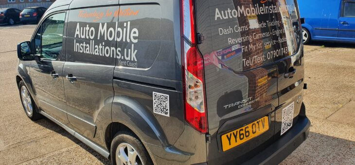Look out for our Installation vehicle at www.automobileinstallations.uk