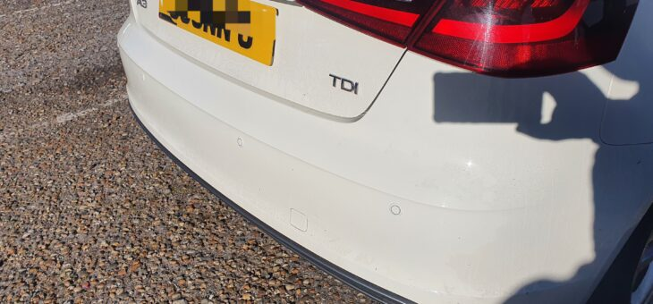 Parking Sensors in the Kent area
